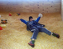 Corn Crib Play Barn