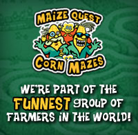 Maize Quest® Corn Mazes